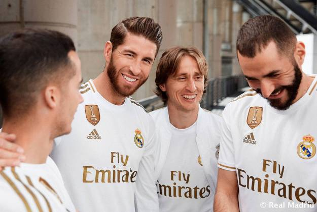 Camiseta Real Madrid 2019-2020