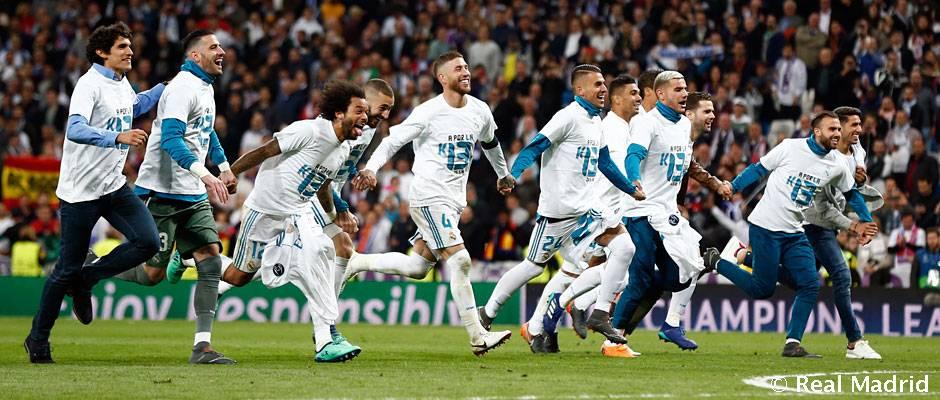 Madrid camiseta final Kiev