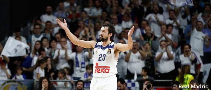 Llull Real Madrid Baloncesto