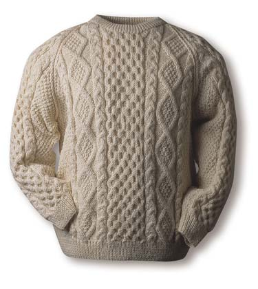 murphy cable knit sweater