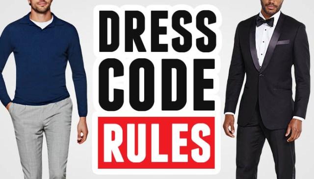 dress code rules