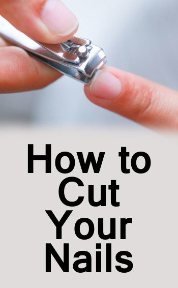 How To Cut Your Nails A Mans Guide To Getting It Right