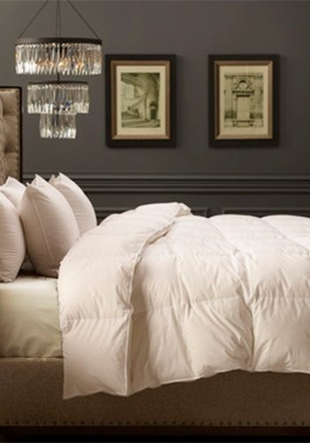 7 Tips For Buying A Quality Down Comforter Purchasing A Quilt How To Choose The Perfect Duvet For Men