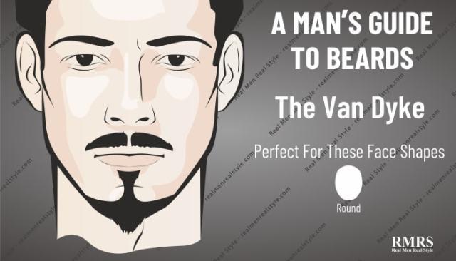 the van dyke beard style