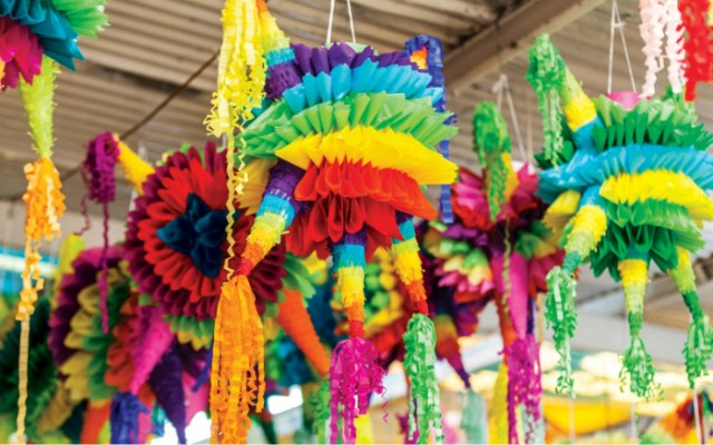 phrase plethora of pinatas