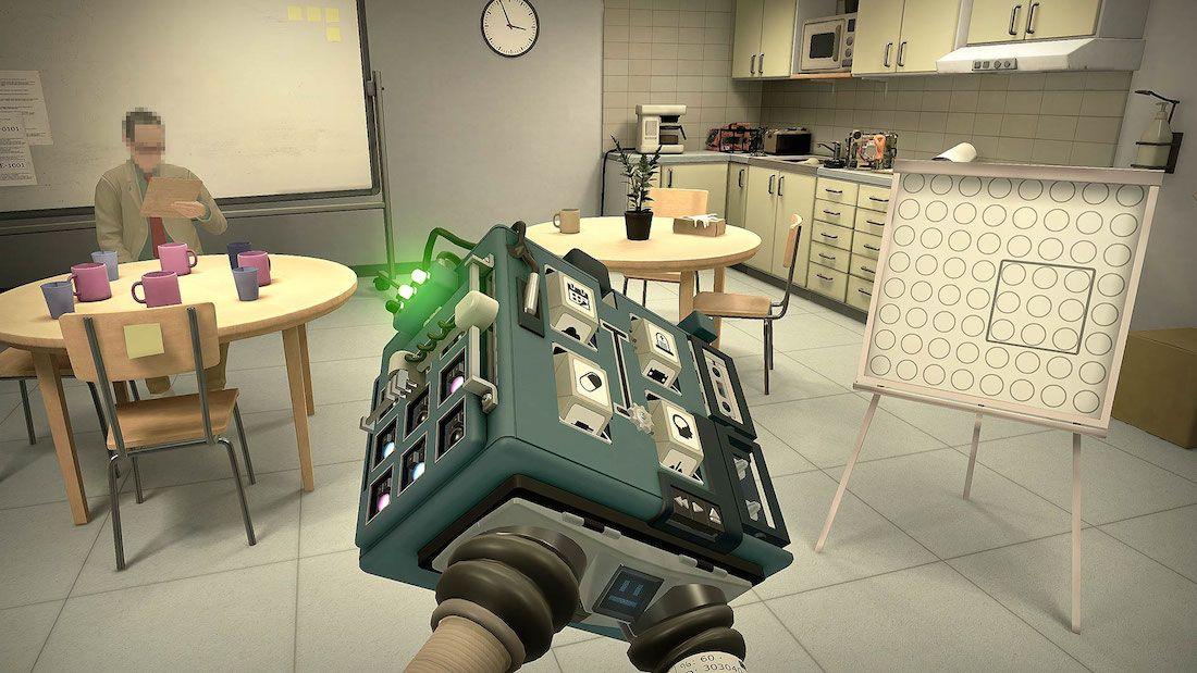El juego Statik y sus cajas misteriosas ya están disponibles en PlayStation VR