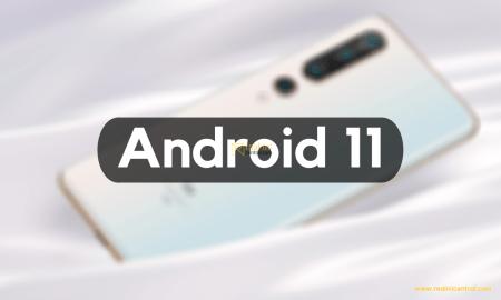 Mi 10 Pro Android 11