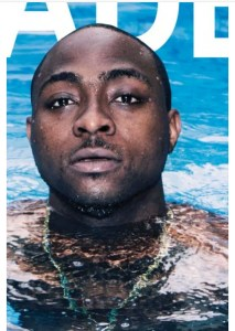 Davido covers- The Fader Magazine