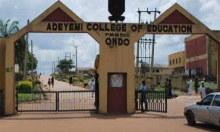 ACEONDO 5th Batch Degree Admission List, 2019/2020 Out