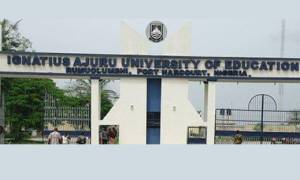 Ignatius Ajuru University Of Education (IAUE) Direct Entry & JUPEB Admission List for 2019/2020 Academic Session