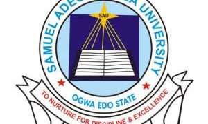 Samuel Adegboyega University (SAU) Academic Calendar for 2019/2020 Academic Session