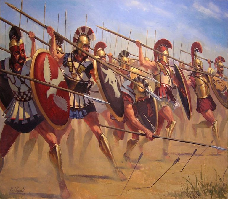 Facts_Achaemenid_Persian_Empire_army_10