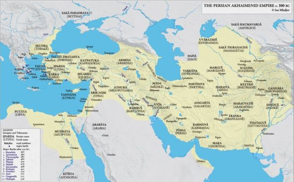 Facts_Achaemenid_Persian_Empire_army_6