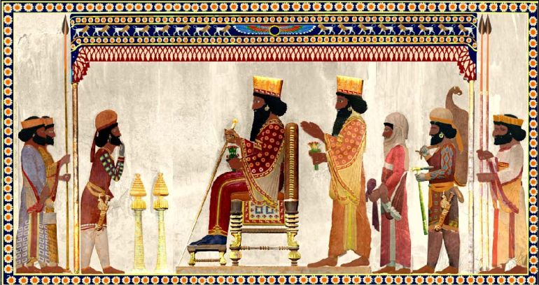 Facts_Achaemenid_Persian_Empire_army_9