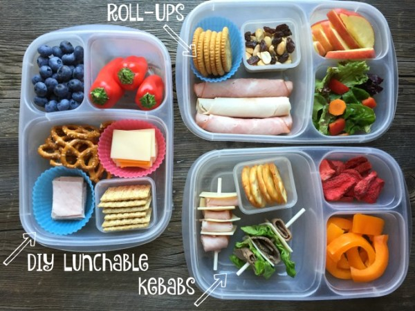 100 Lunch Box Ideas - Real Mom Nutrition