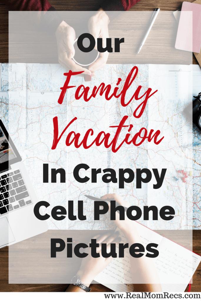 Real Mom Recs family vacation