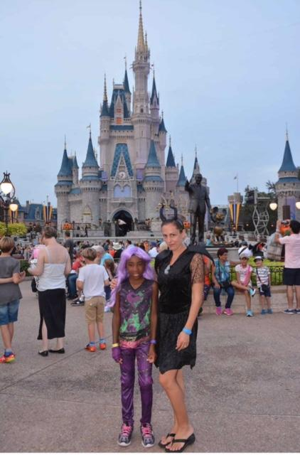 review of Mickey's not so scary halloween party