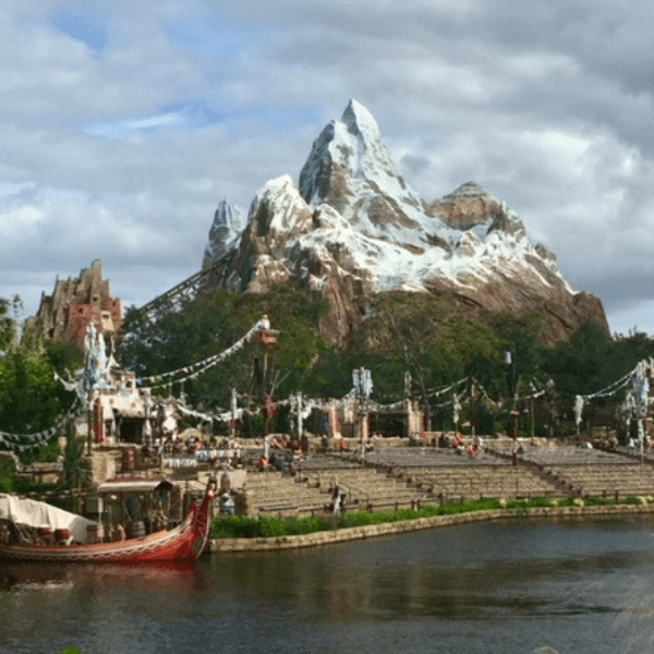 Everest at Disney's animal kingdom is a good use of fastpass
