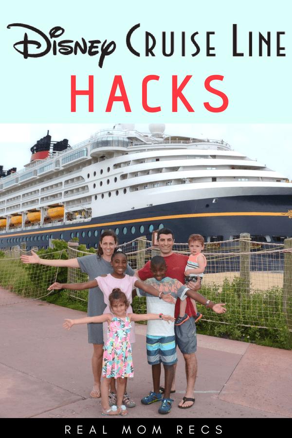 Disney Cruise Line hacks
