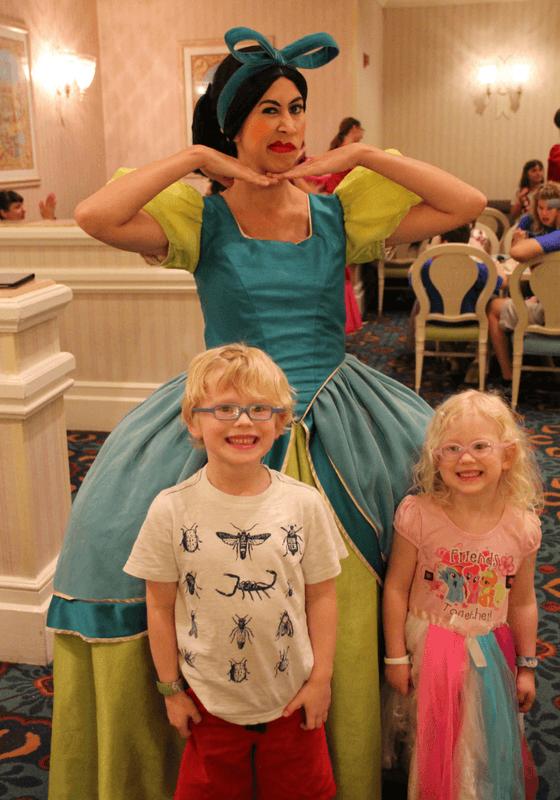 best Disney restaurants for kids