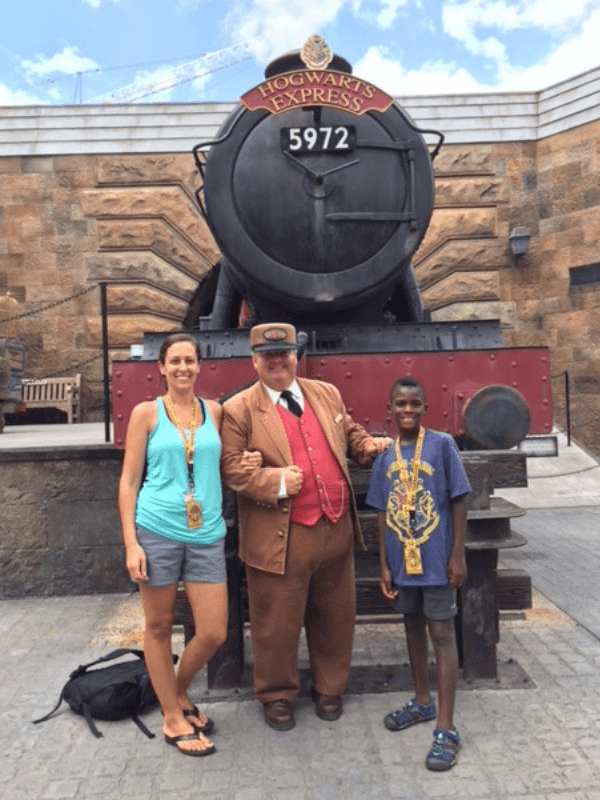 tips for visiting the Wizarding World