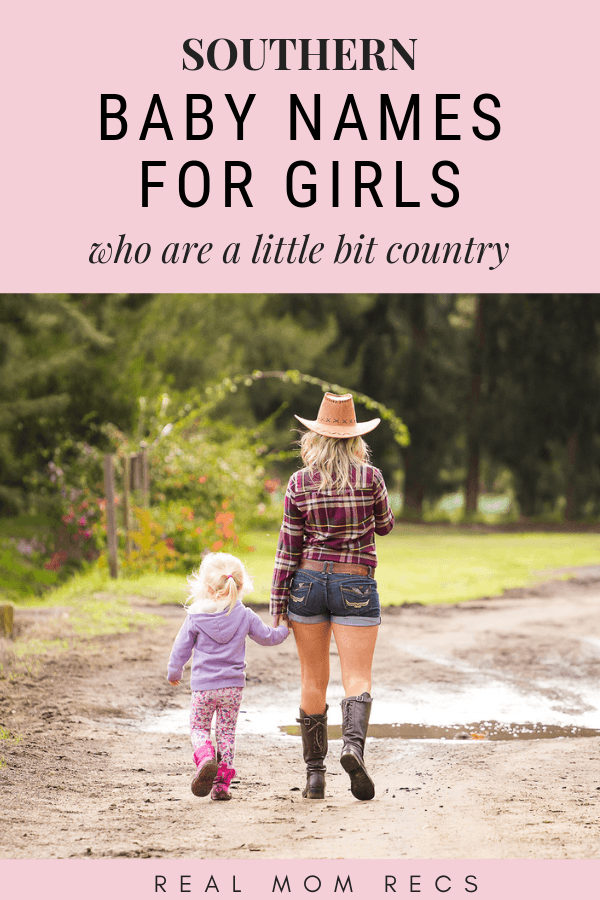 Southern Baby Girl Names For Your Little Country Girl