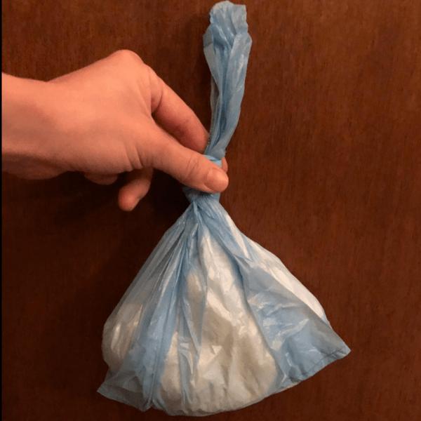disposable diaper sacks