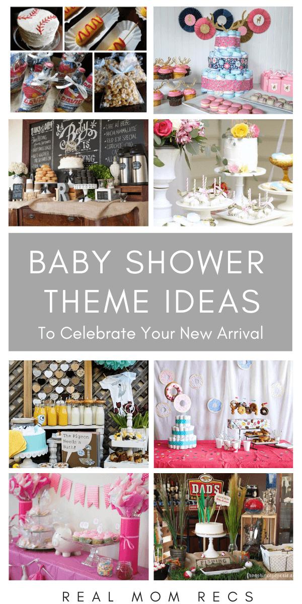 Baby Shower Theme Ideas