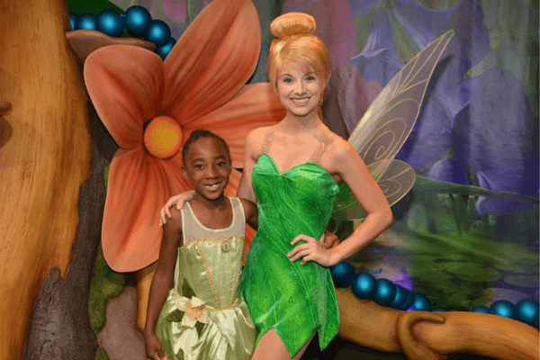 Tinkerbelle at Town Hall