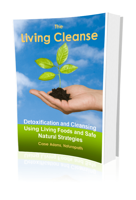 Living Cleanse By Case Adams Naturopath