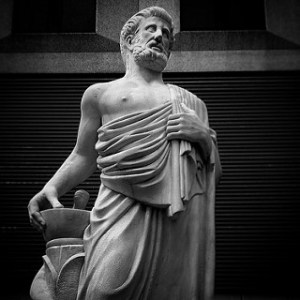 Hippocrates promoted periodic fasting