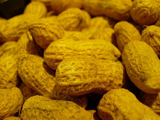 peanuts inhibit cancer, heart disease, death