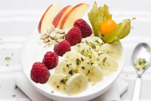 yogurt reduces inflammation