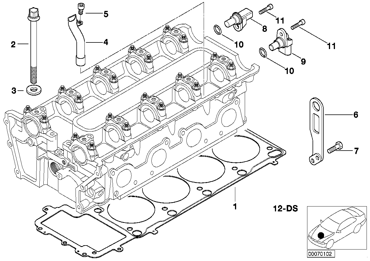 Bmw Part Diagram