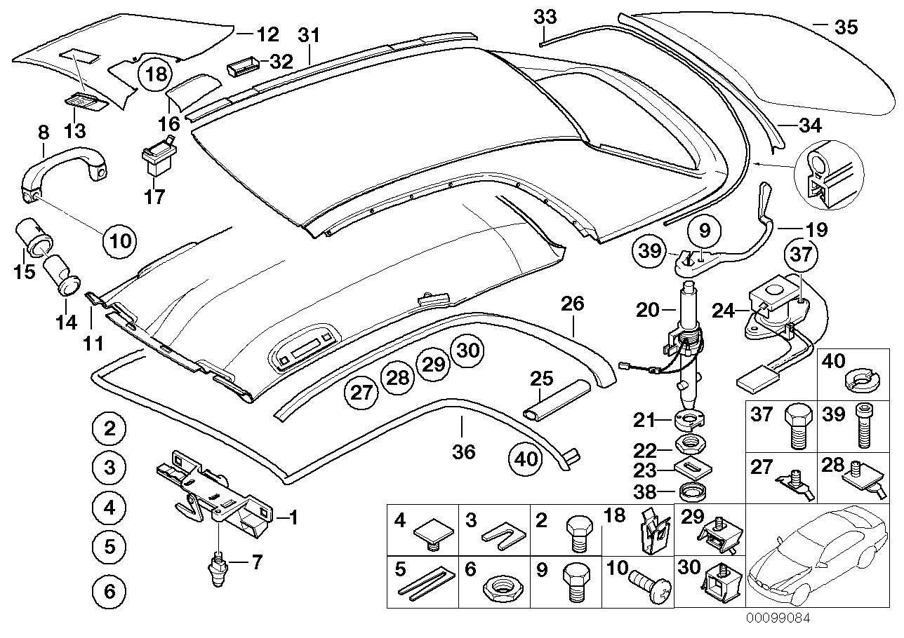 E36 Convertible Top Wiring Diagram