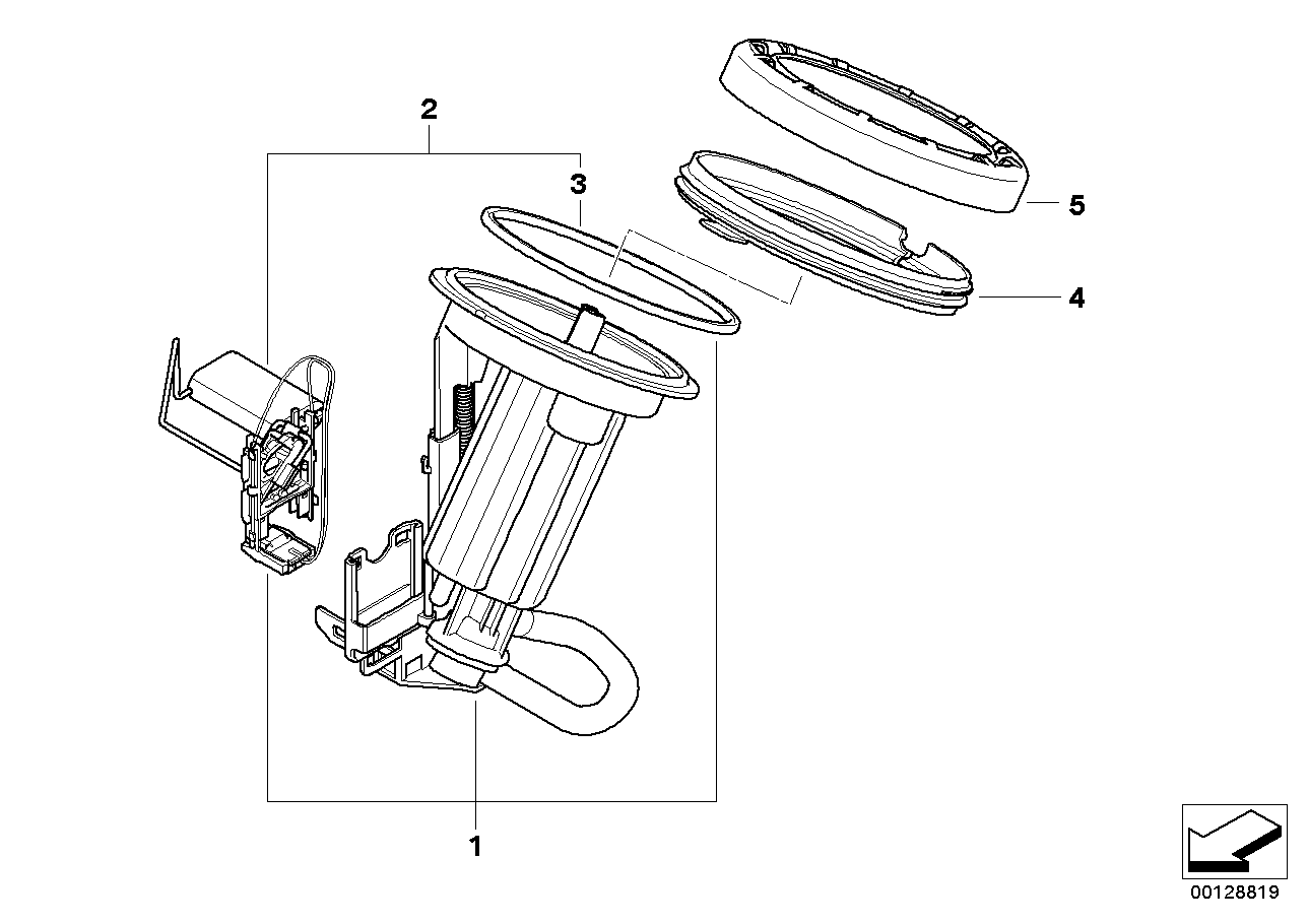 3 16 inline fuel filter