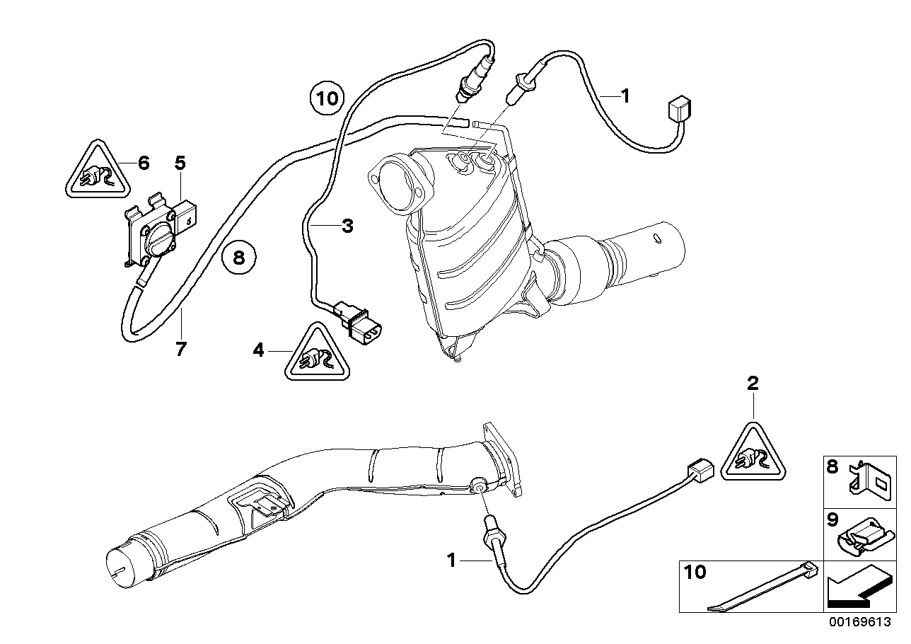 Bmw Oxygen Sensor Location Wiring Diagram Database