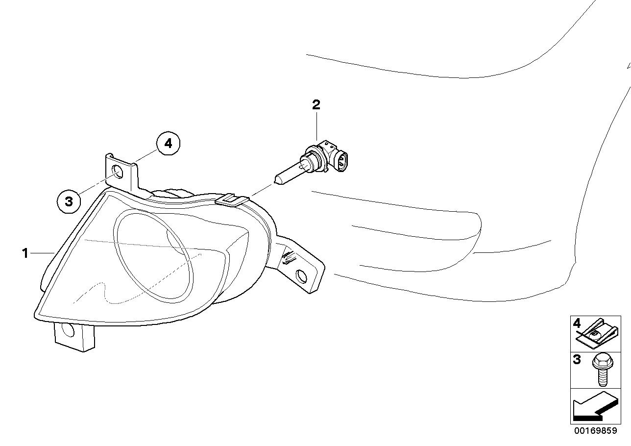 H8 Led Mistlampen Bmw E90 Lci E91 Lci