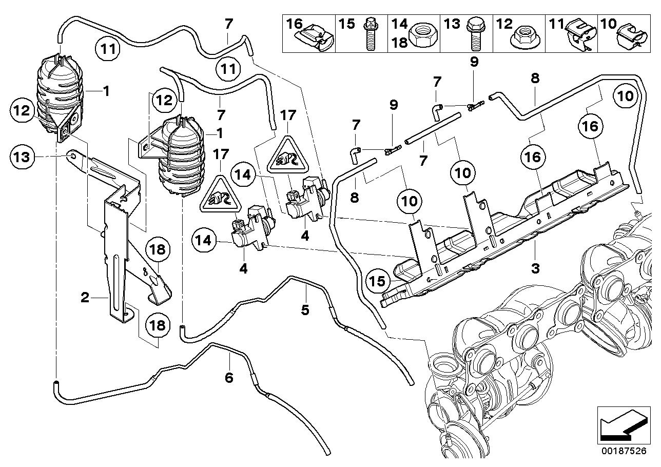 N54 Motor Diagram