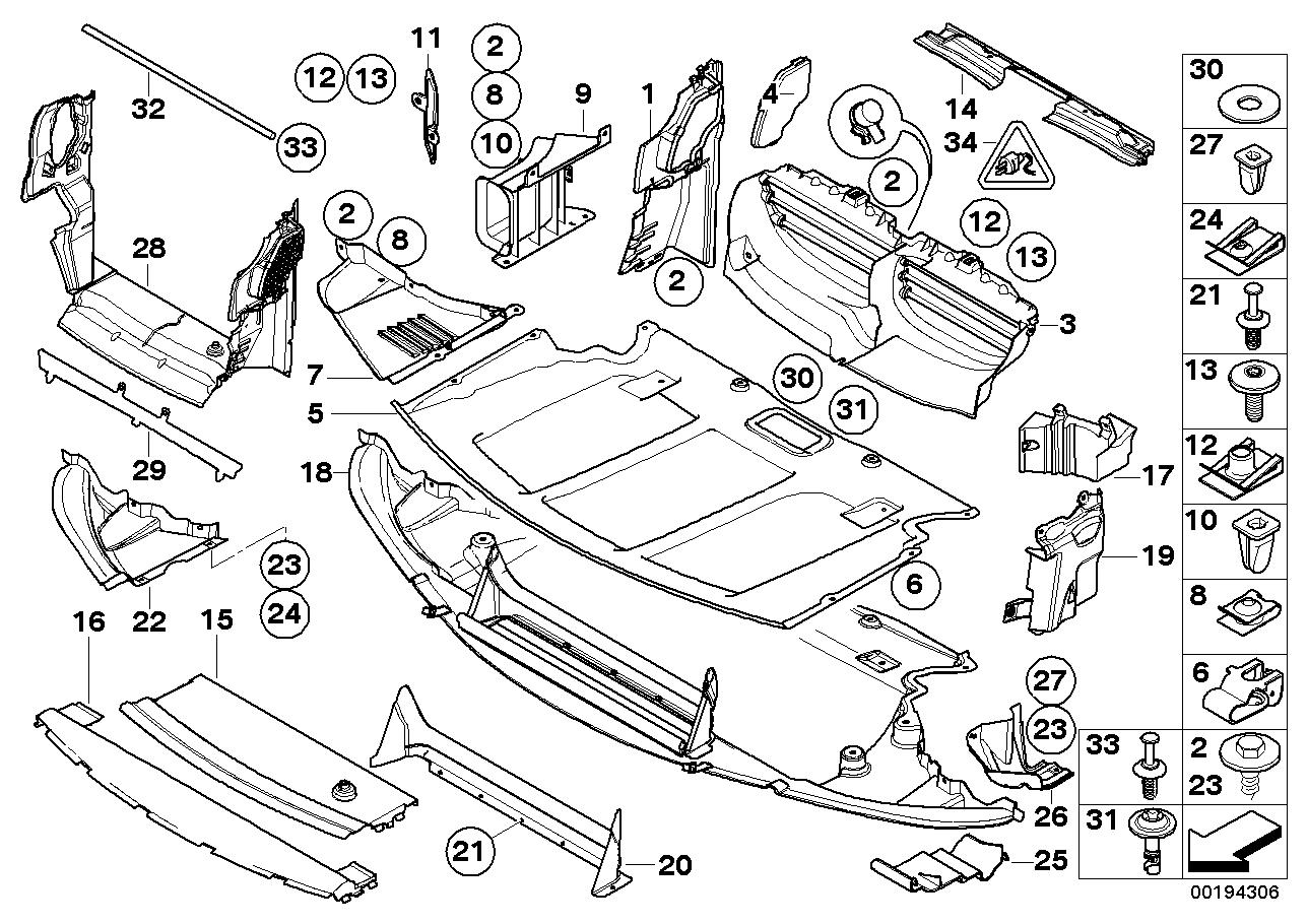 Bmw e60 parts