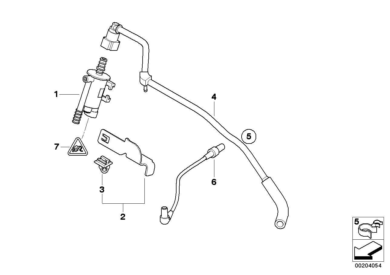 Mini Cooper Sensor Diagram