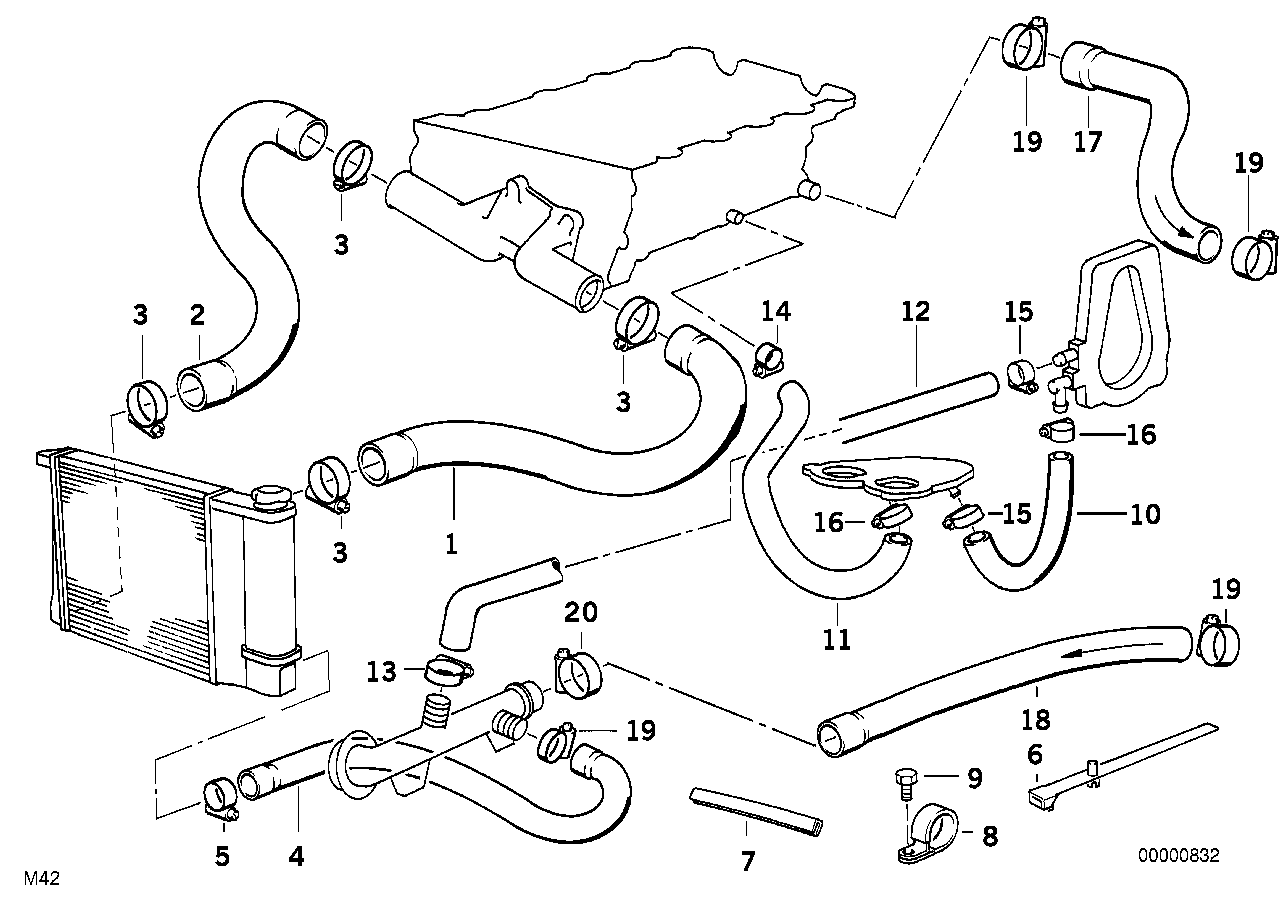Bmw 318i M42 Engine Wiring Diagram 1995