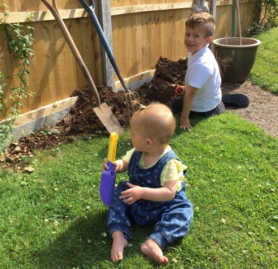 Making family gardening fun with Scotts Miracle-Gro