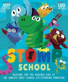 Stomp School Book Review
