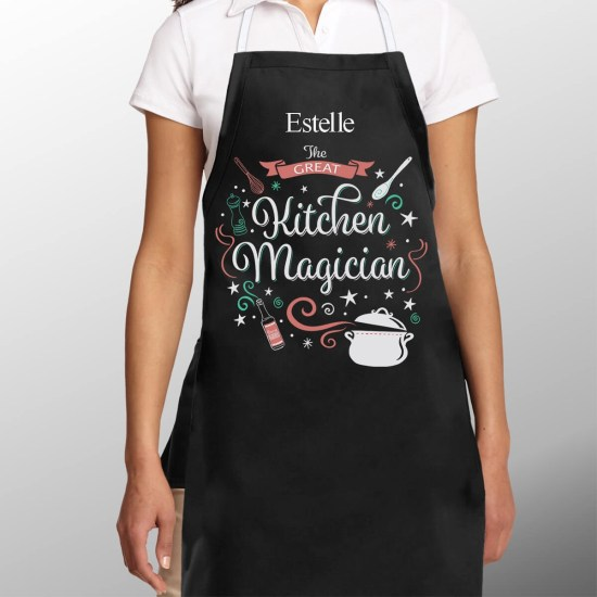 Kitchen Magician Women's Apron