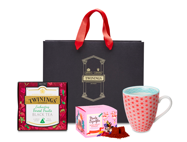 Tea And Truffle Gift Bag No 4