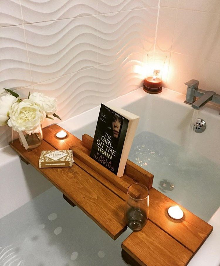 Bath Caddy / Bath Tray