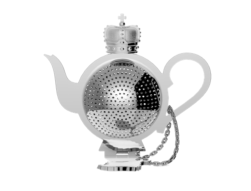 Teaball For The Queen By Nick Munro