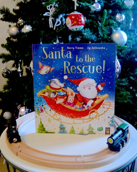 My children's favourite christmas books