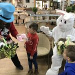 When We Took Tea With The Easter Bunny